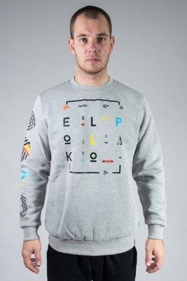 Bluza El Polako Geometric Melange