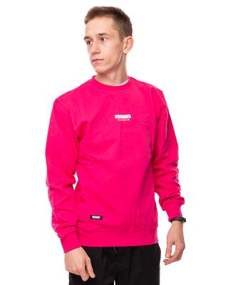 Bluza Mass Classic Small Logo Pink