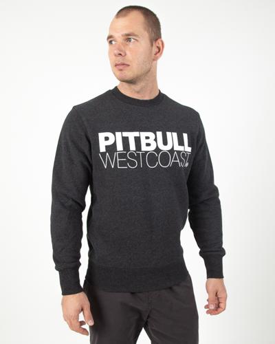 Bluza Pitbull Tnt 19 Charcoal Melange