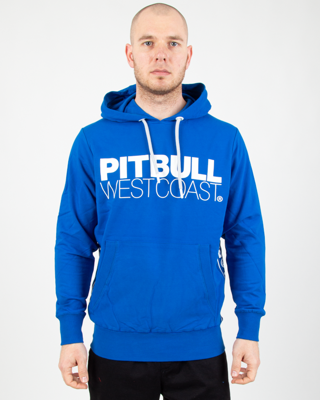 Bluza Z Kapturem Pit Bull Terry Tnt Blue