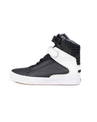 Buty Supra Society II Black-White