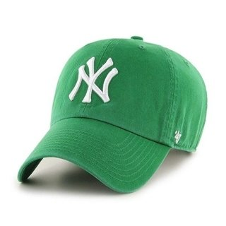 Czapka 47 Brand Clean Up New York Yankees Green