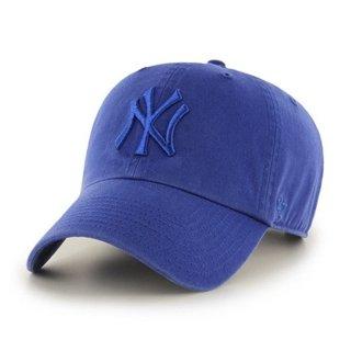 Czapka 47 Brand New York Yankees Clean Up Blue-Blue