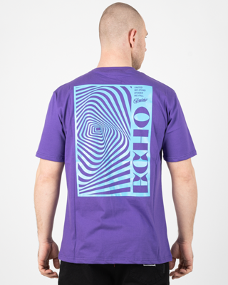 Koszulka El Polako Echo Violet
