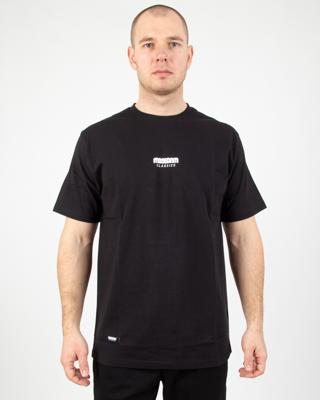 Koszulka Mass Classic Small Logo Black