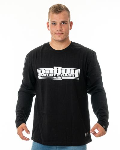 Longsleeve Pit Bull Classic Boxing Czarny