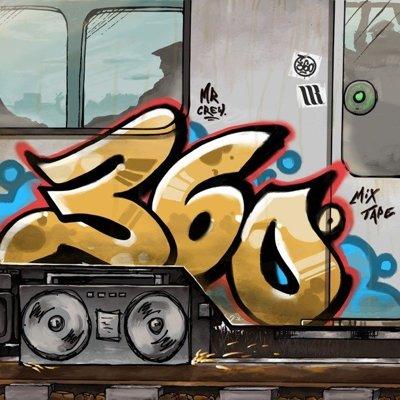 Płyta Cd Rufuz - 360 Mixtape