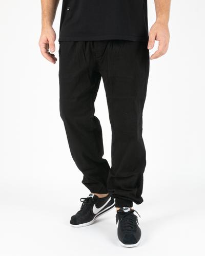 Spodnie Chino Jogger Środowisko Miejskie Classic Black