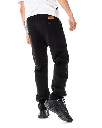 Spodnie Chino Prosto Sceen Black