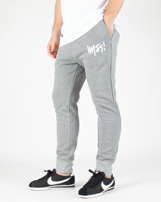 Spodnie Dresowe Mass Signature Grey