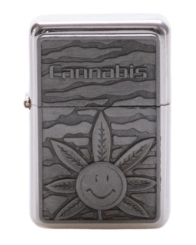 Zapaliczka Metalowa Sun Silver 39