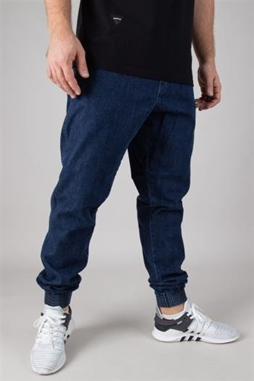 BOR PANTS JEANS JOGGER FIT GUMA BOR NEW OUTLINE MEDUM
