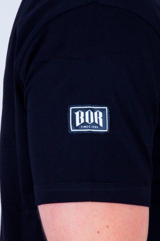 BOR T-SHIRT LAUR BLACK
