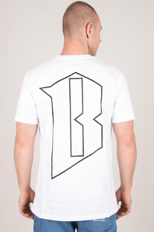 BOR T-SHIRT NEW BORCREW WHITE