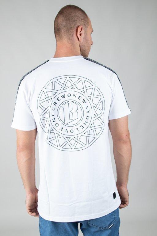 BOR T-SHIRT WLC WHITE