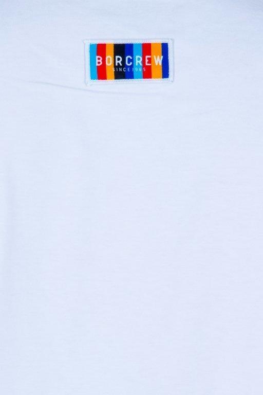 BOT T-SHIRT COLORS WHITE