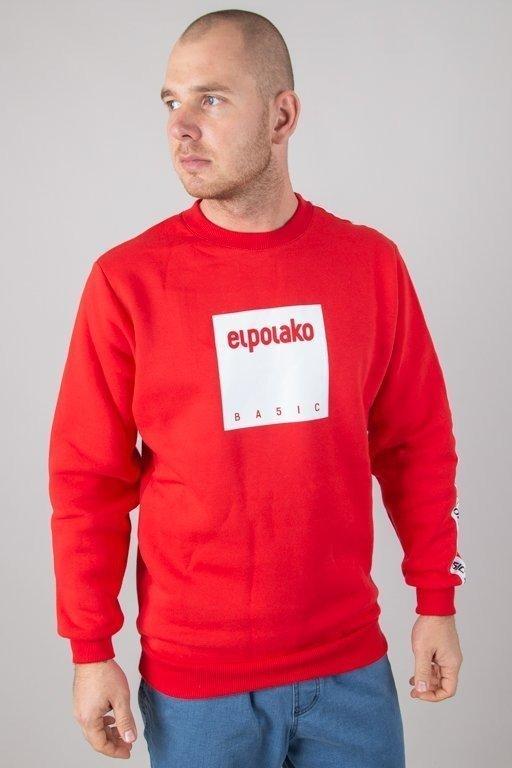 Bluza El Polako Box Style Red