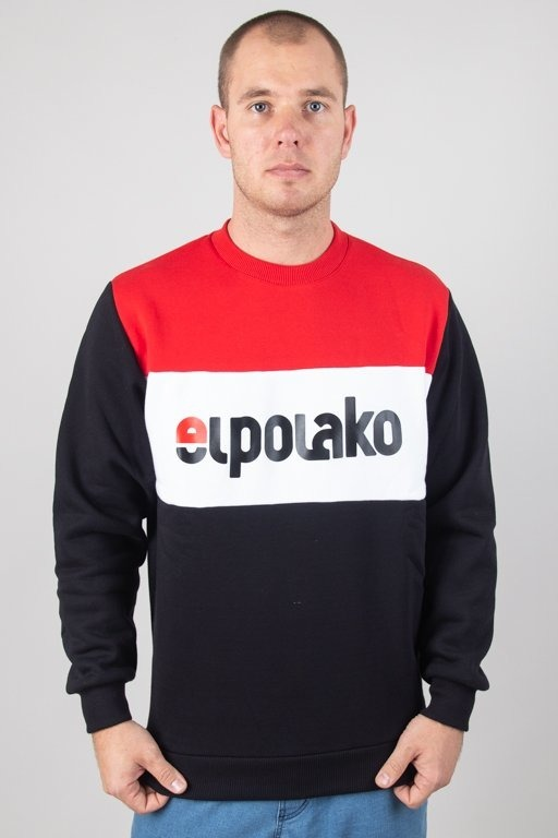 Bluza El Polako Elpo New Black