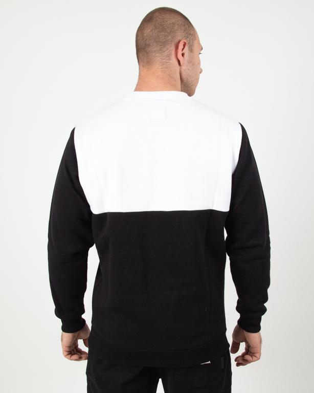 Bluza El Polako Plate Black-White