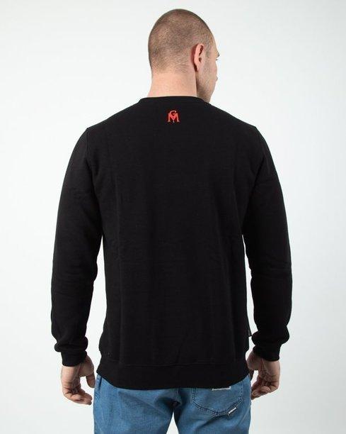 Bluza Ganja Mafia Podpis Black