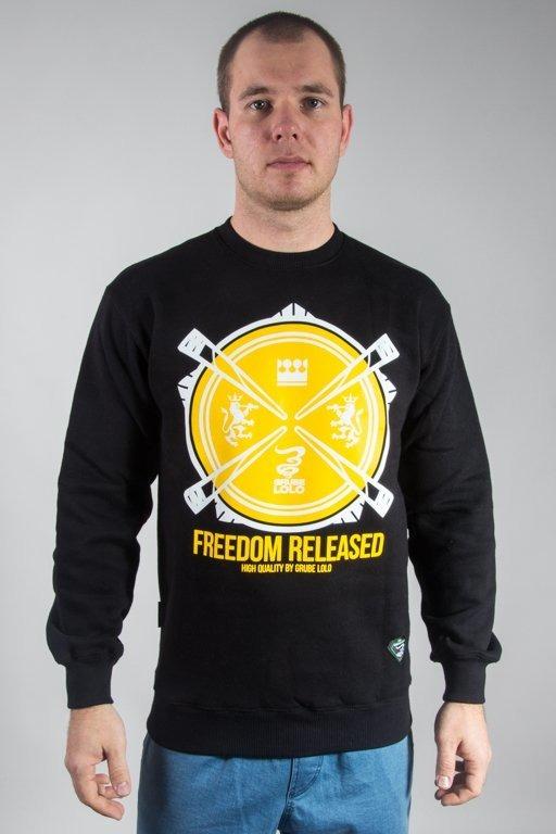 Bluza Grube Lolo Freedom Released Black