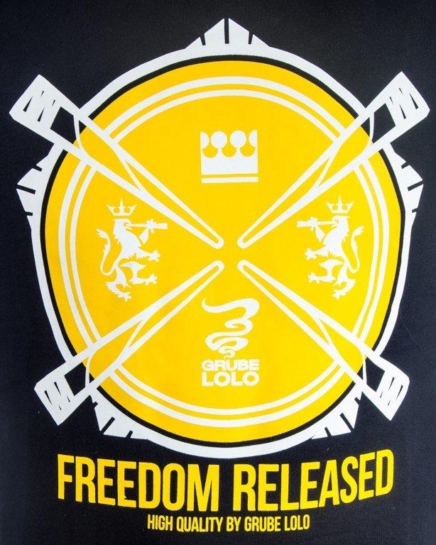 Bluza Grube Lolo Freedom Released Navy