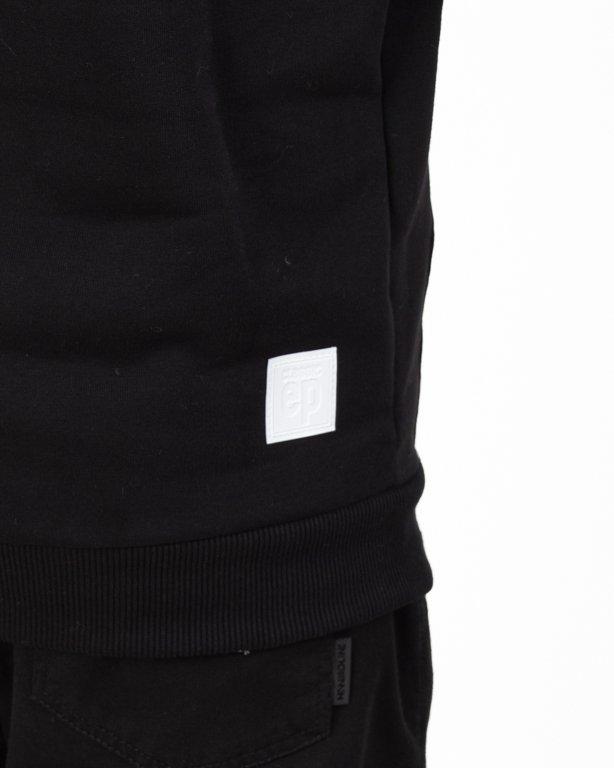 Bluza Hoodie El Polako Haft Logo Black