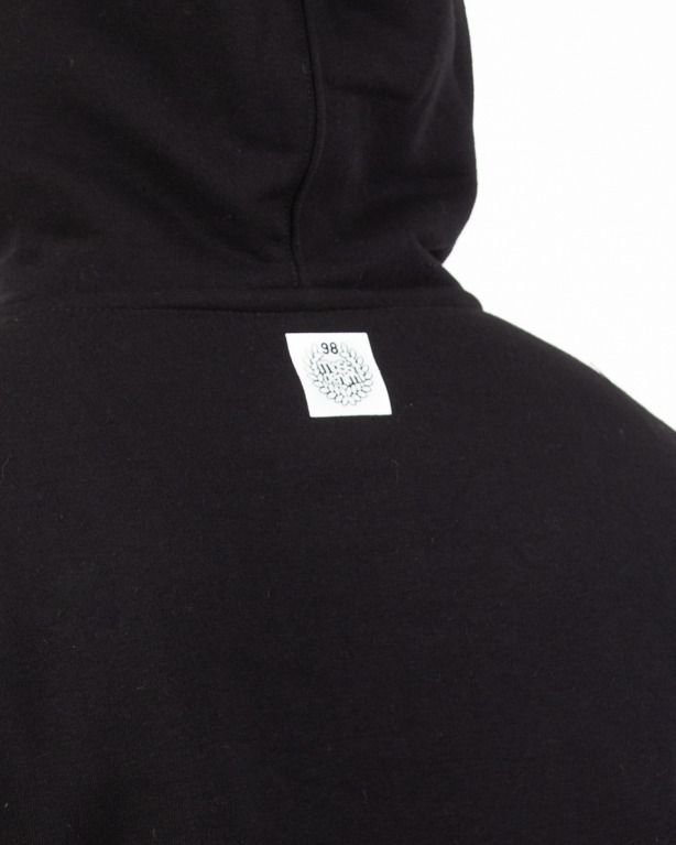 Bluza Hoodie Mass Base Small Logo Black