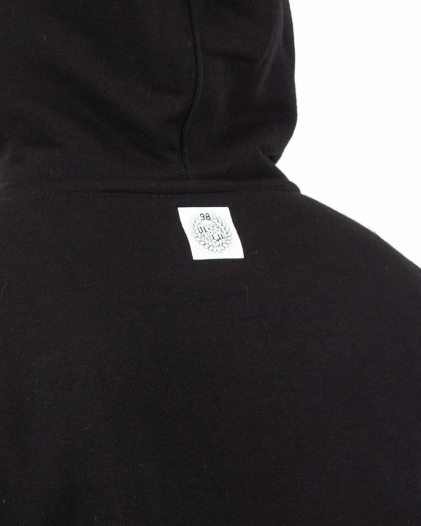 Bluza Hoodie Mass Base Small Logo Black