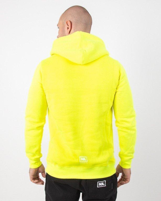 Bluza Hoodie New Bad Line Classic Neon