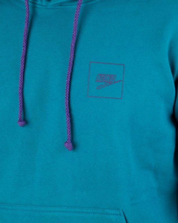 Bluza Koka Hoodie Fake Ball Blue