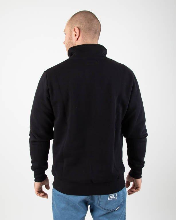 Bluza Koka Zip 3/4 Pulse Black
