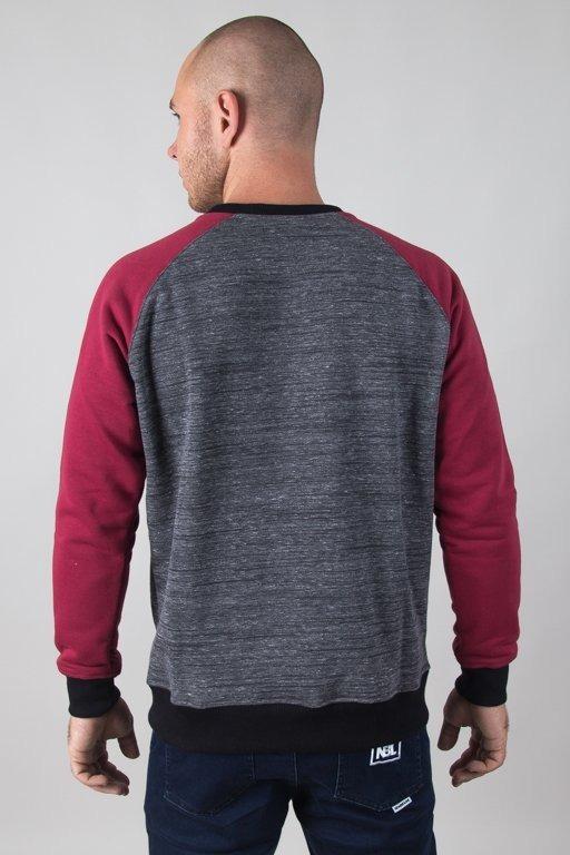 Bluza Lucky Dice Colour Grey-Brick