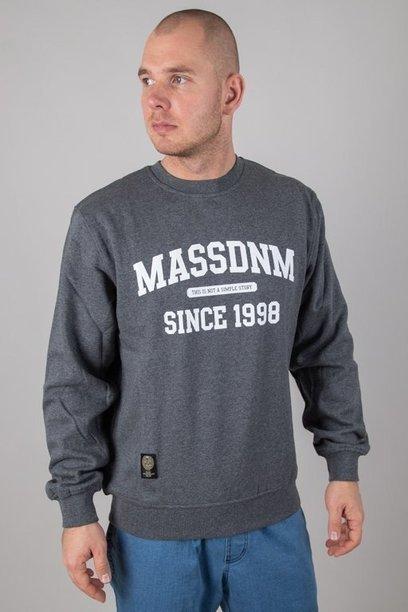 Bluza Mass Campus Grey