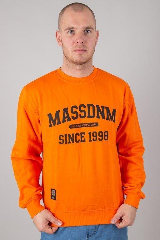 Bluza Mass Campus Orange