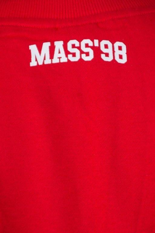 Bluza Mass Campus Red