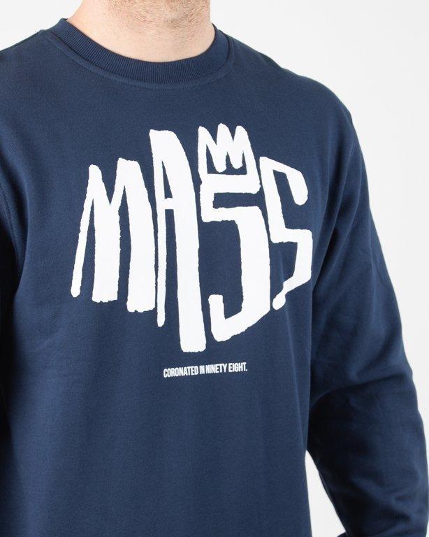 Bluza Mass Crown Navy