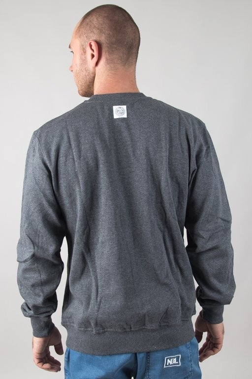 Bluza Mass Return Grey