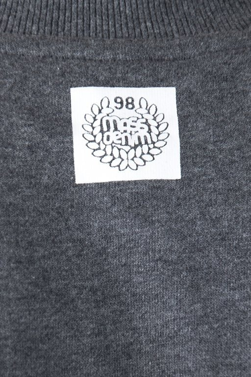 Bluza Mass Return Grey