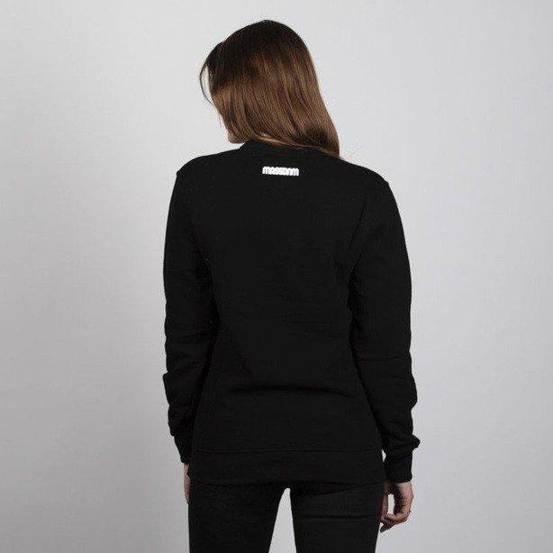 Bluza Mass Woman Classics Small Logo Black