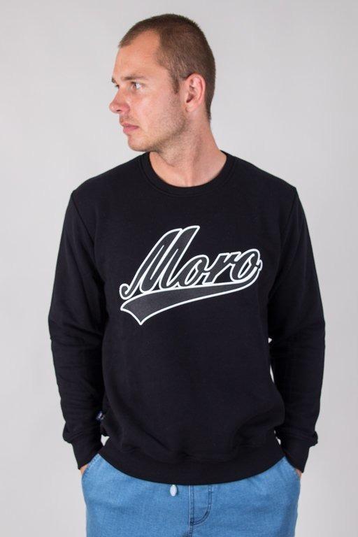 Bluza Moro Baseball18 Black