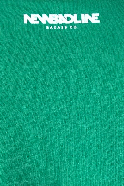 Bluza New Bad Line Draw Green