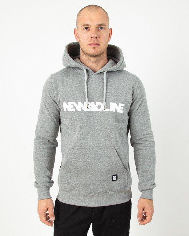 Bluza New Bad Line Hoodie Classic Melange