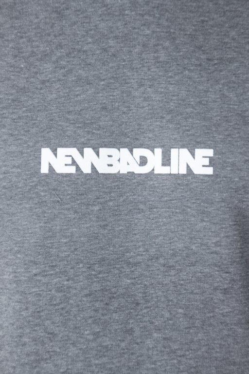 Bluza New Bad Line Hoodie Palm Melange