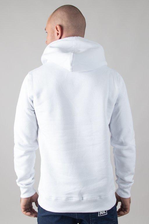 Bluza New Bad Line Hoodie Stripes White