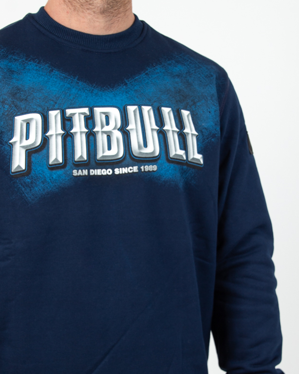 Bluza Pitbull City Of Dog Navy