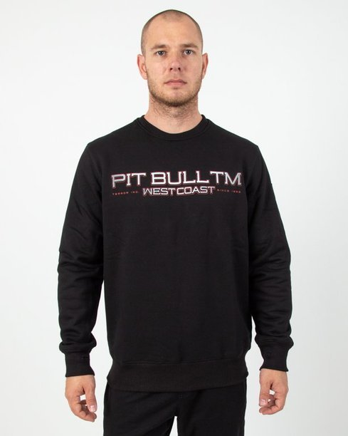 Bluza Pitbull Terror Brain Black