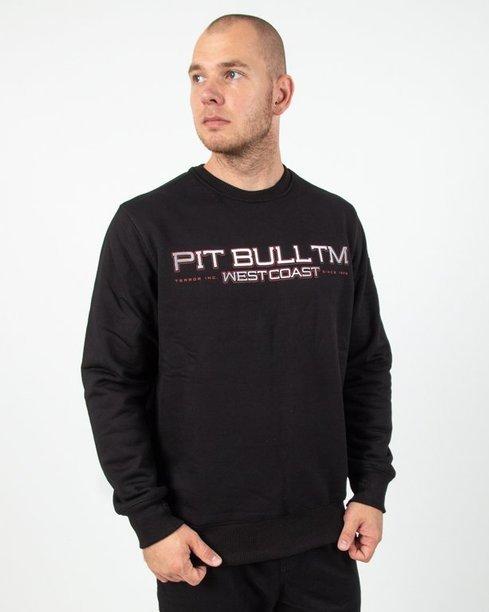 Bluza Pitbull Terror Brain Black