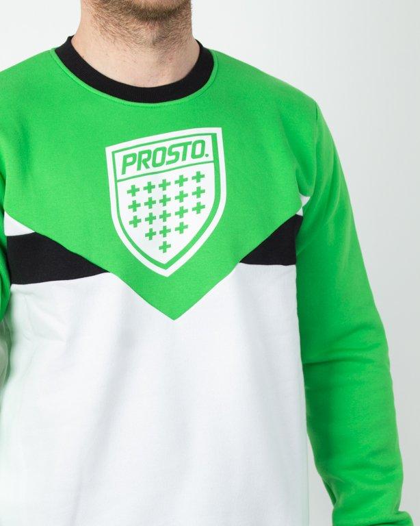 Bluza Prosto Groove Green