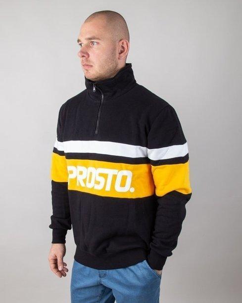 Bluza Prosto Half Zip Roadz Mustard
